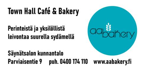 AaBakery, Town Hall Café & Bakery