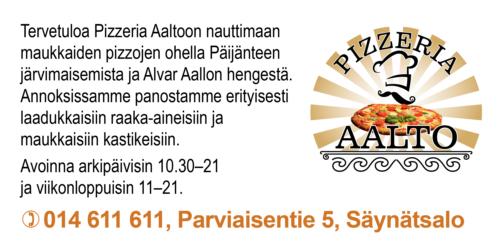 Pizzeria Aalto